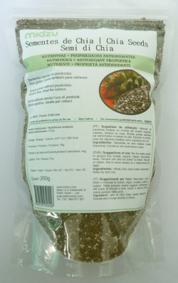 Chia Seeds 200g