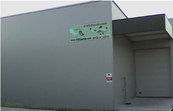 Efeito Verde warehouse