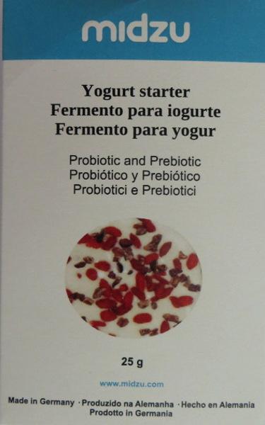 Yogurt starter