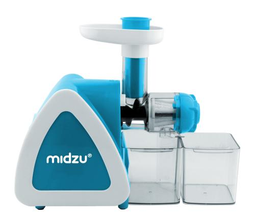 Primada Slow Juicer Soy Milk : Midzu Slow Juicer