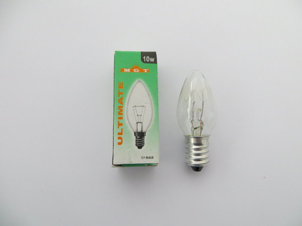 Light bulb for Midzu Salt lamp - 10W