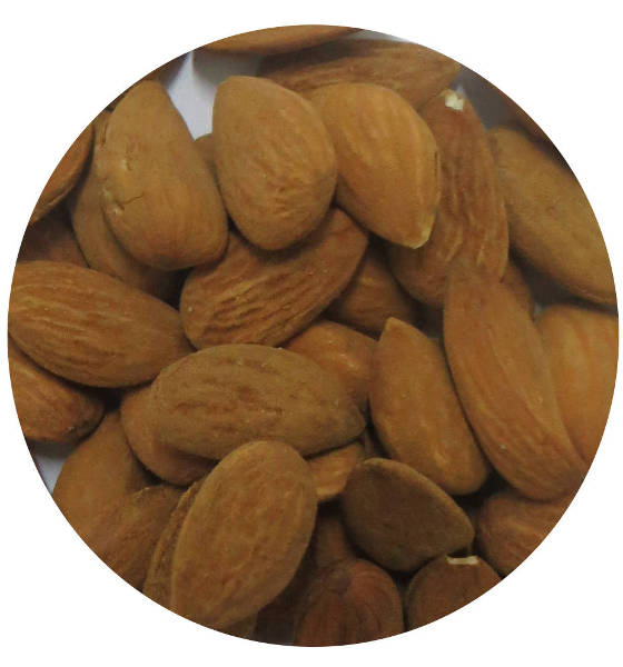 Organic almonds with skin Midzu 5 Kg