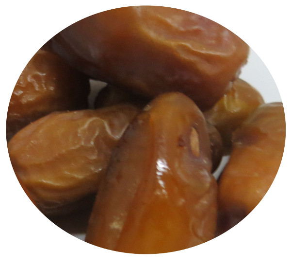 Organic dried dates Midzu 20 Kg