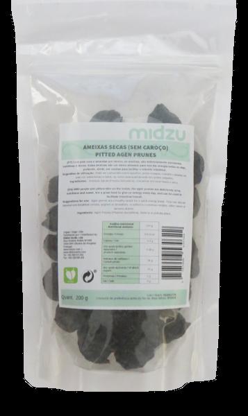 Dried Prune (pitted) Midzu 200 g