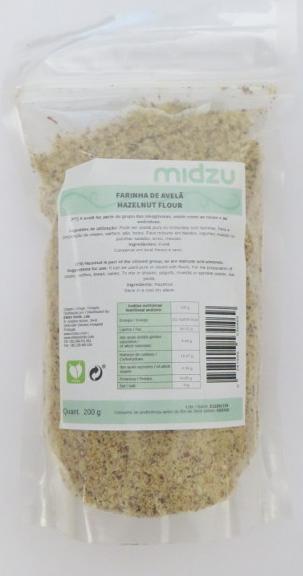 Hazelnut flour Midzu 200 g