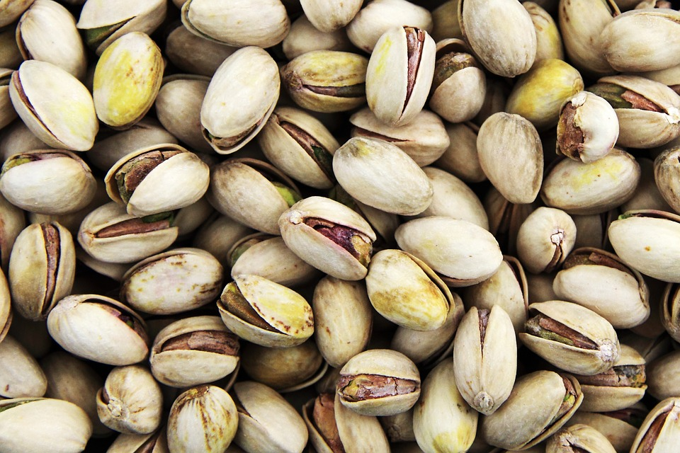 Organic pistachio with peel Midzu 1 Kg