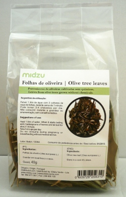 Olive tree leaves 40g