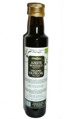 Organic Extra Virgin Olive Oil 250ml (glass bottle)
